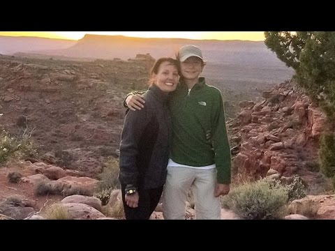 Thumbnail: Final Images May Show Boot-Maker Merrell's Wife and Stepgrandson at Grand Canyon