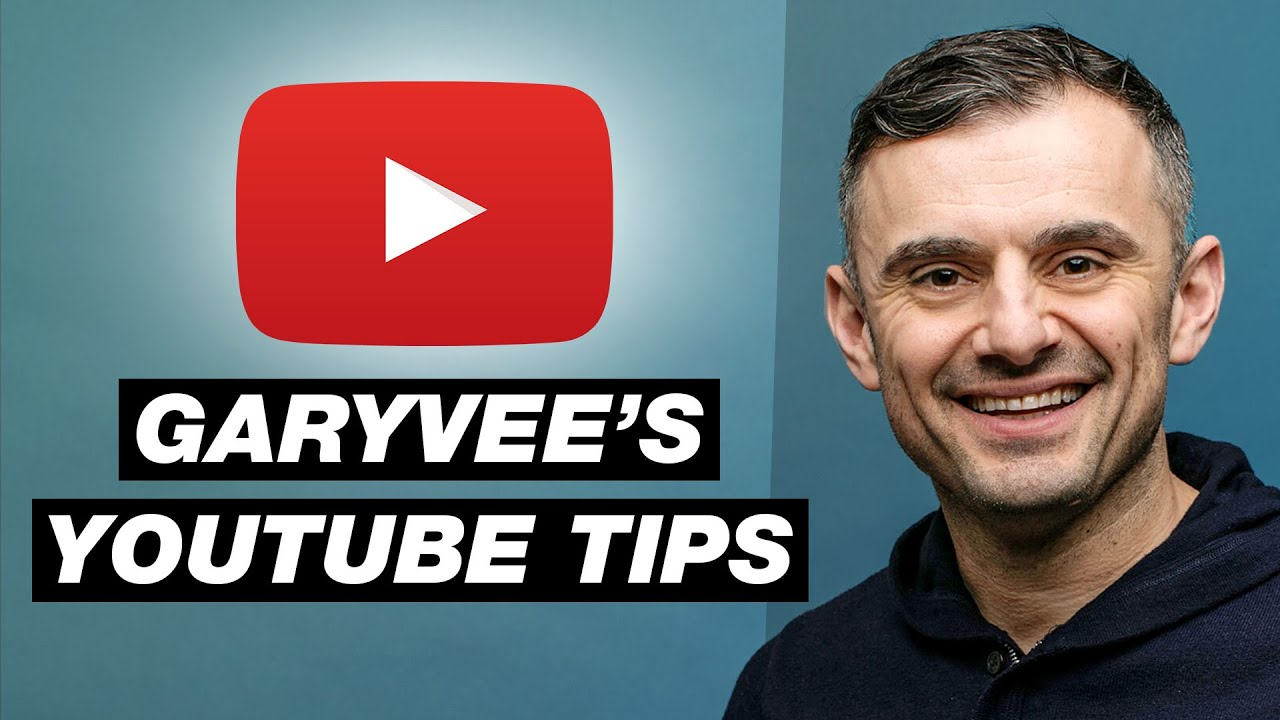 How to Grow Faster on YouTube with Gary Vaynerchuk - YouTube
