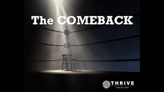 Thrive Church Online, The Comeback, Part 6, 3-28-21