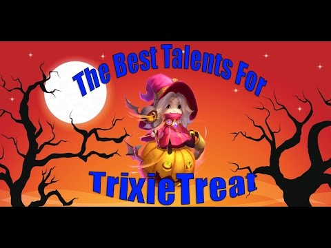 The Best Talents For Trixie Treat