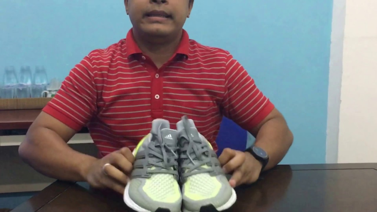45a504c44 Review Ultra Boost ATR 2.0 Glow in the dark (Indonesia) - YouTube