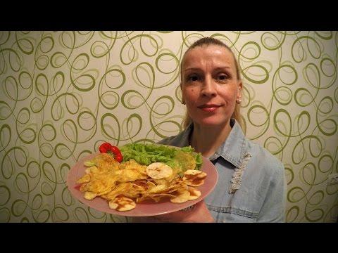 Вкусные чипсы в