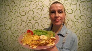 Вкусные чипсы в микроволновке за 5 минут рецепт Секрета приготовления в домашних условиях