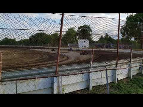 Coles County Speedway Hot Laps
