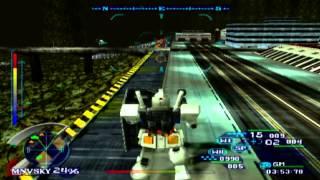 Let's Play Mobile Suit Gundam: Journey to Jaburo (Part 3)