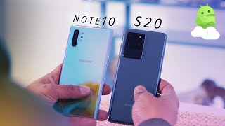 Galaxy S20, Plus, Ultra vs Note 10+: Which should you buy?