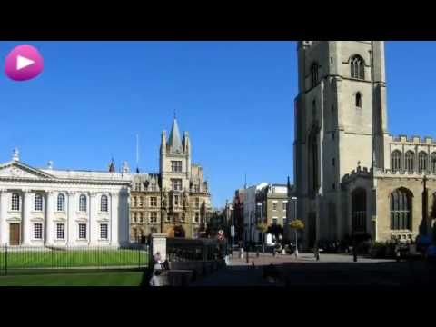 Cambridge Wikipedia travel guide video. Created by Stupeflix