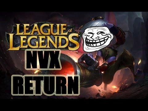 RIP RICAMION -League of Legend
