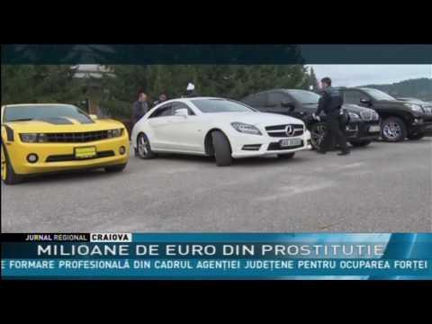 MILIOANE DE EURO DIN PROSTITUȚIE