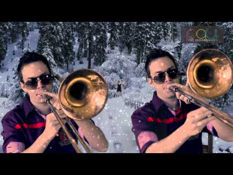 Home Alone Theme  Somewhere in My Memory  John Williams Trombone Arrangement