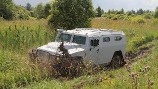 ГАЗ-233036 «Тигр»: испытания в войсках