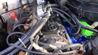 Mersedes W124 M103 BiFuel (overview)