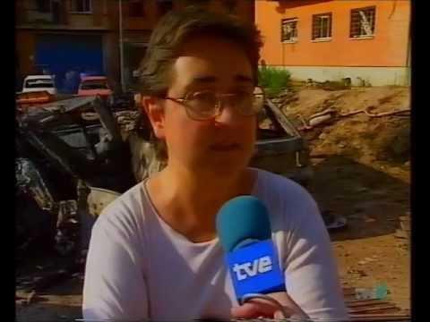 Atentado de ETA en Arnedo 17.8.1995 (TVE-TeleRioja)