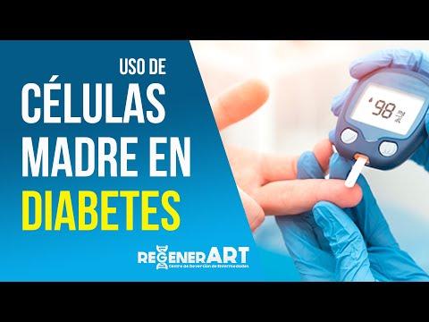 diabetes tipo 2 tratamientos con células madre