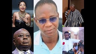 (BREAK) Mzbel ƐXPOSES Prophet Nigel Gaisie on his 2020 elections prophecy. He got it from a mallam