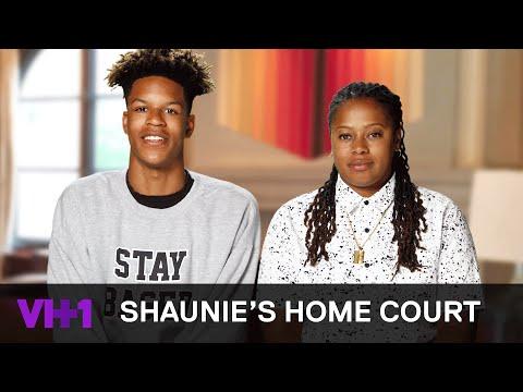 The O'Neal Kids Try To Make Grandma's Banana Pudding | Shaunie's Home Court