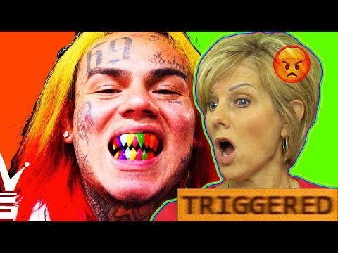 "Mom REACTS to 6IX9INE ""Tati"" (WSHH Exclusive - Official Music Video)"