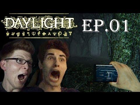 DIE ANSTALT DES GRAUENS! - Let's Play: Daylight - Ep.01