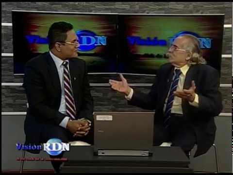 Nemen Nader compadre de Yasser Arafat habla de Ramfis Dominguez Trujillo  y Percival
