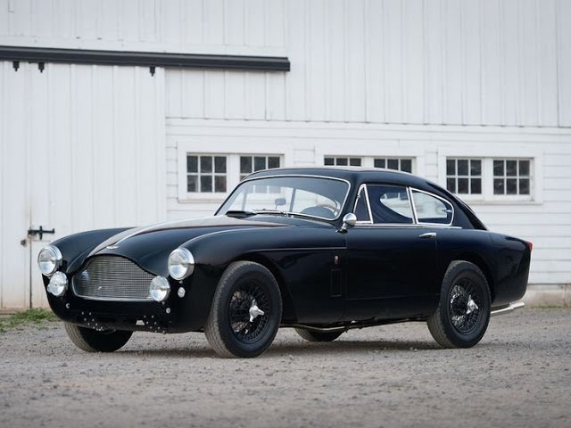 440 000 1958 Aston Martin Db2 4 Mk Iii Youtube