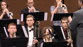 Cedar Falls Jazz One plays Shofukan