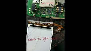 nokia x2 02 light solution