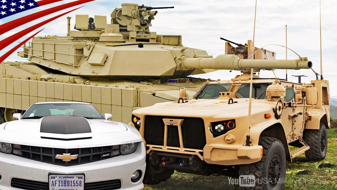 【米軍車両特集】ベスト14種!メジャーからマイナー車両まで色々な軍用車両をサクッと紹介/詳細は概要欄にて