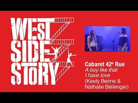 West Side Story | A boy like that - I have love par Keely Beirne, Natalie Ballenger et John Yun