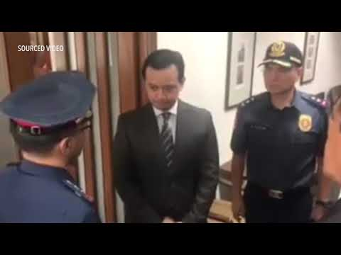 WATCH: PNP arrests Senator Trillanes inside Senate