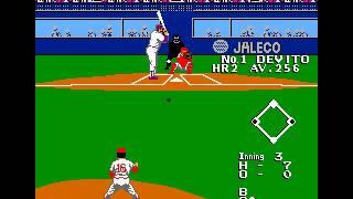 Bases Loaded II: Second Season (NES) Hawaii Game 1