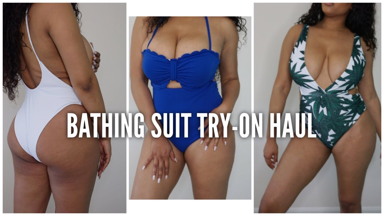 391733cef3 SUMMER 2017 BATHING SUIT TRY ON HAUL
