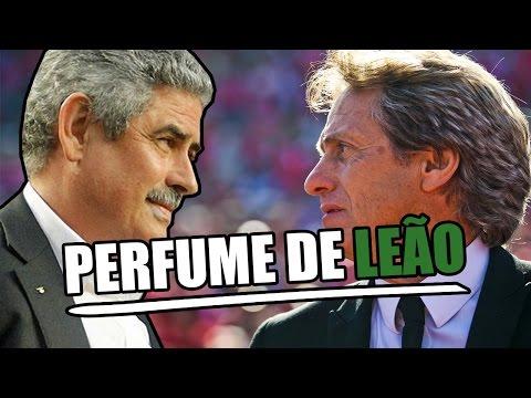 Perfume de leão - feat Luis Filipe Viera e Bruno de Carvalho