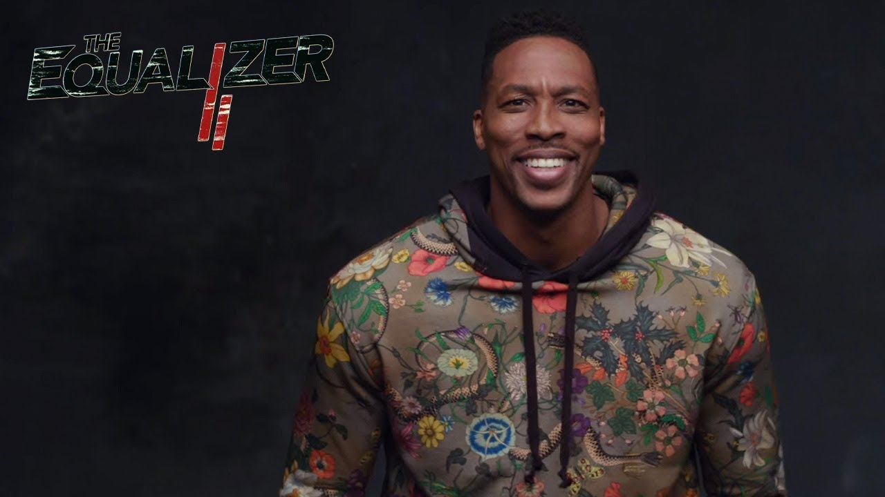 "THE EQUALIZER 2 - NBA Finals Spot - ""Dwight Howard"""