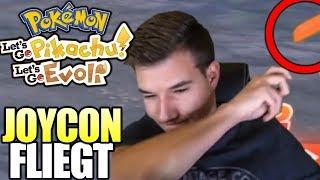 Mein Joy-Con fliegt ! Pokémon Lets Go Pikachu & Lets Go Evoli