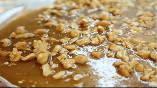 #TippyTuesday: How to make cashew nut brittle bites