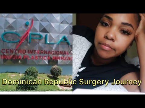 Chirurgie Plastique en République Dominicaine pt. 1   Cipla   Gina Jyneen