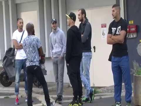 """Pas 2 Quartier filme """"Rentrée pour tous"""" - Quartier des Fusains - Aubervilliers"""