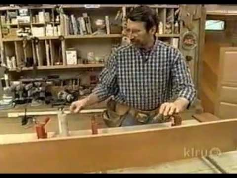 New Yankee Workshop S16E02 The Folding Screen