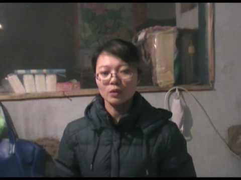 CTEF Student Interview - Xu Hongmei