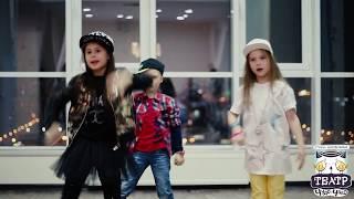 """детский клип """"Танцы на крыше"""". Детский Эстрадный театр """"Чудо-Чадо"""" г.Челябинск"""