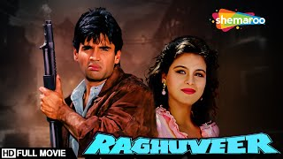 Raghuveer {HD} - Bollywood Action Movie - Sunil Shetty - Shilpa Shirodkar  - With Eng Subtitles