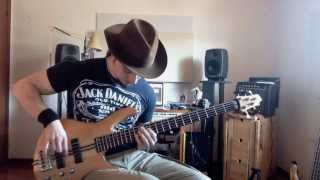 Mr.Big - Colorado Bulldog Bass Cover
