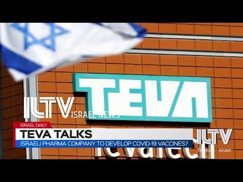 Israeli Pharma Company To Develop COVID-19 Vaccines?