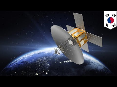 Thales Alenia Space to build radar satellites for S. Korea- TomoNews