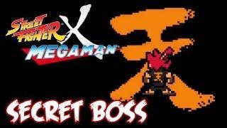 Street Fighter X Mega Man 'Final Secret Boss Battle + Ending' ᴴᴰ