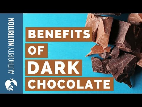 4 Evidence-Based Benefits of Dark Chocolate