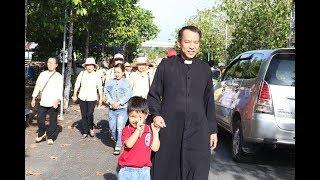 WGPXL- Thánh Lễ Nhận Sứ Vụ Mới tại Núi Cúi của Cha Giuse Nguyễn Duy Tân