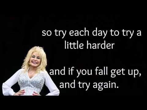 Dolly Parton - Try - Full Lyrics!