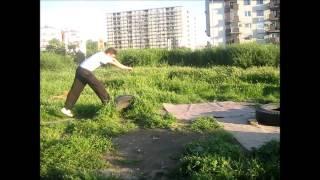 Afrim Beluli - Parkour & Freerunning 2014