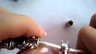 PANDORA building your bracelet